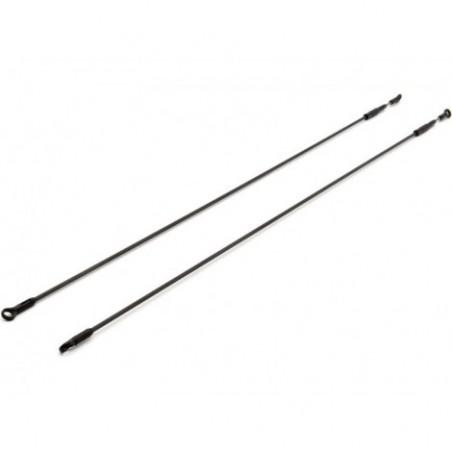 Tail Pushrod Set (2): 360 CFX