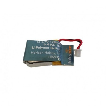 Battery 100mAh 1S 3.7v: Faze 2