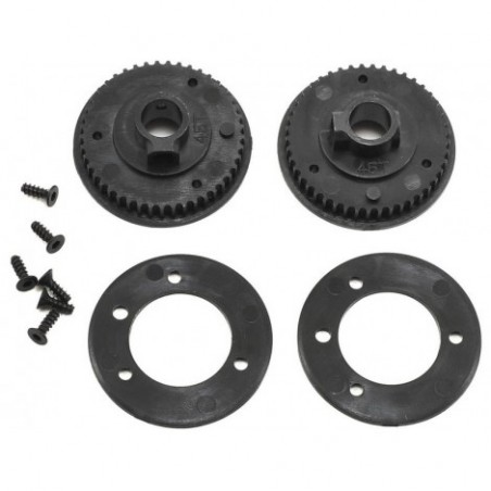 Front Drive Pulley 45t: 270...