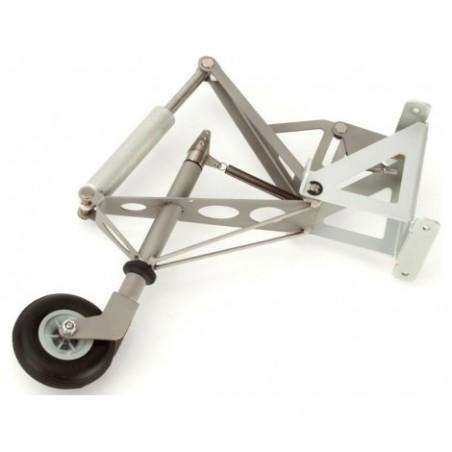Retractable Tail wheel:...