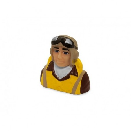 1/8 Scale WWII Pilot with...