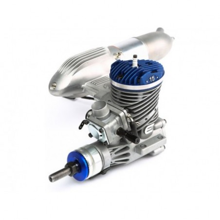 15GX2 15cc Gas Engine with...