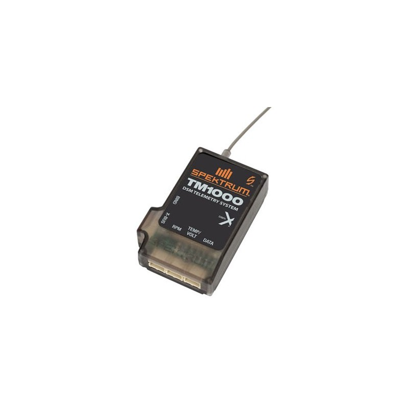 Spektrum TM1000 DSM2 Full Range Aircraft Telemetry Module