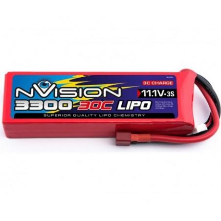 nVision LiPo 3s 11,1V 3300 30C