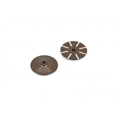 Grooved Slipper Plates (2):...