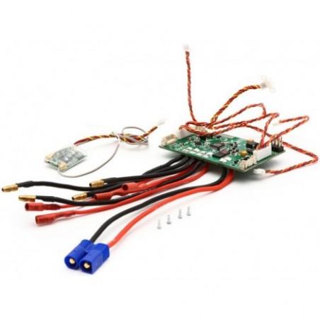 Main Control Board w/ RX:...