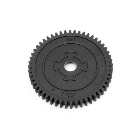 Spur Gear 52 Tooth (1M)