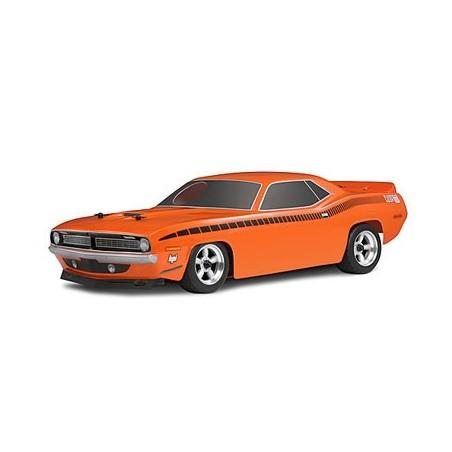 1970 Plymouth Aar 'Cuda...