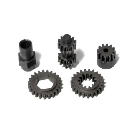 Gear Set For Motor Unit Spacer