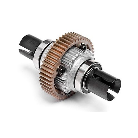 Complete Alloy Diff Gear Set