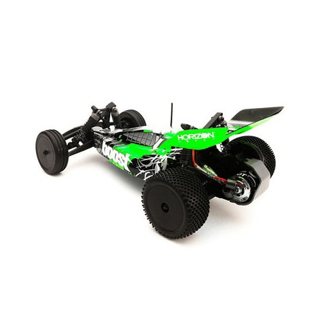 Boost Buggy RTR (Roheline)