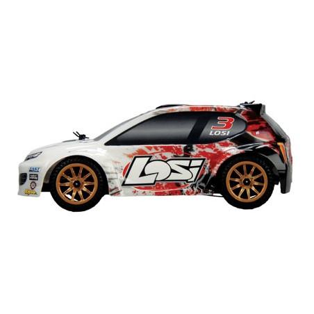 Micro Rally Car 1/24 4WD...