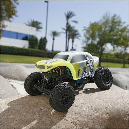 Temper Rock Crawler 1/24...