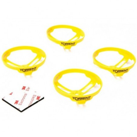 Prop Guards, Yellow (4):...