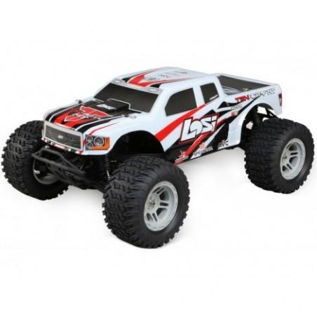 Tenacity Monster Truck 4WD...