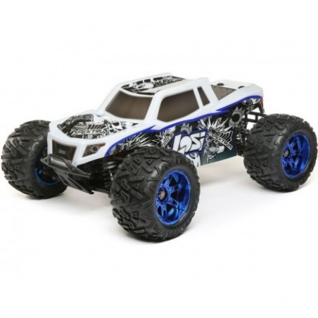 LST 3XL-E 4WD Monster Truck 1:8 RTR with AVC