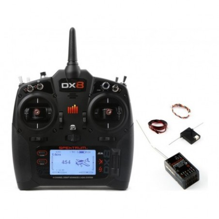 Spektrum DX8 G2 with...