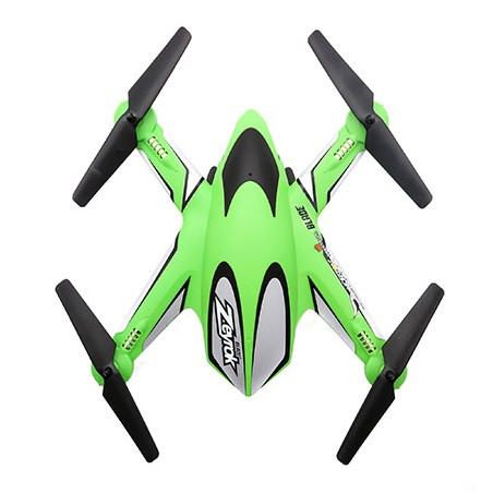 Blade Zeyrok BNF Green