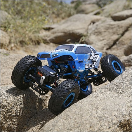 Temper Rock Crawler 1/18...