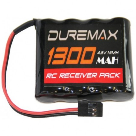 DUREMAX battery NiMH 4.8V...