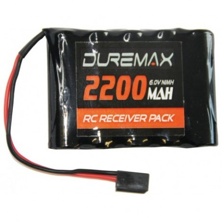 DUREMAX battery NiMH 6.0V...