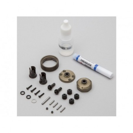 Complete 2wd Gear Diff,...