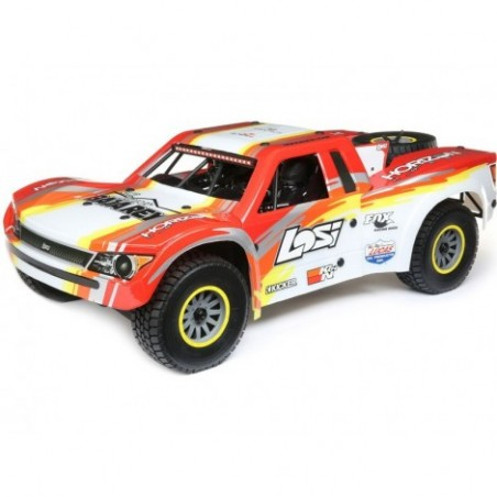 Super Baja Rey 4WD Trophy Truck 1:6 RTR (with AVC Technology) (red)