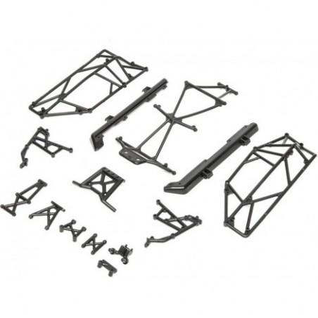 Roll Cage/Bumper Set: Mini...