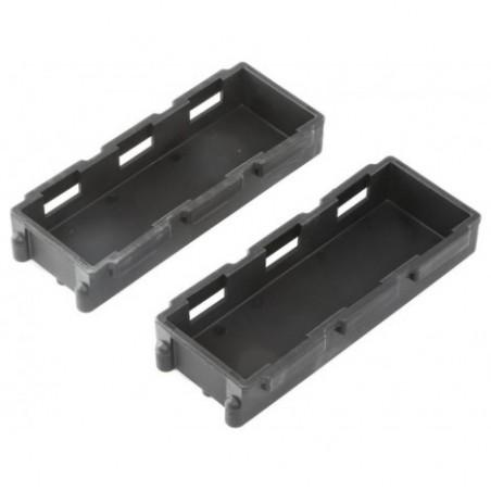 Battery Tray (2): DBXL-E