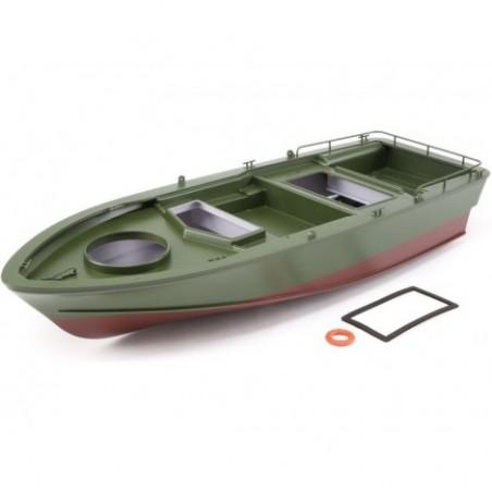 Hull: 21-inch Alpha Patrol...