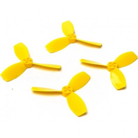 "2"" FPV Propellers, Yellow:..."