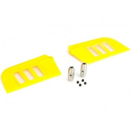 Flybar Paddle Set, Yellow:...