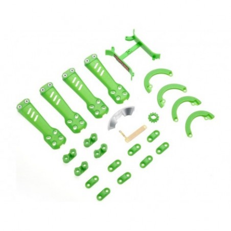 Plastic Kit, Green: Vortex 230