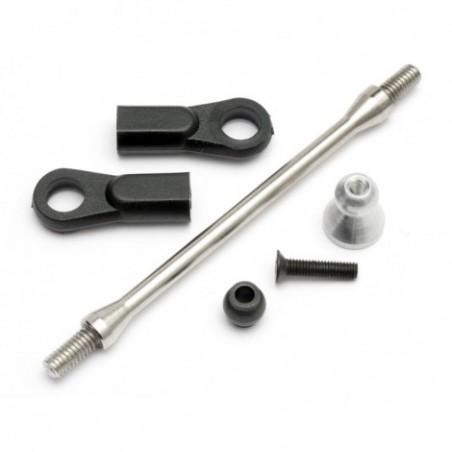 Rear Chass Anti-Bending Rod