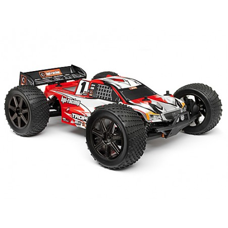 Clear Trophy Truggy Flux...