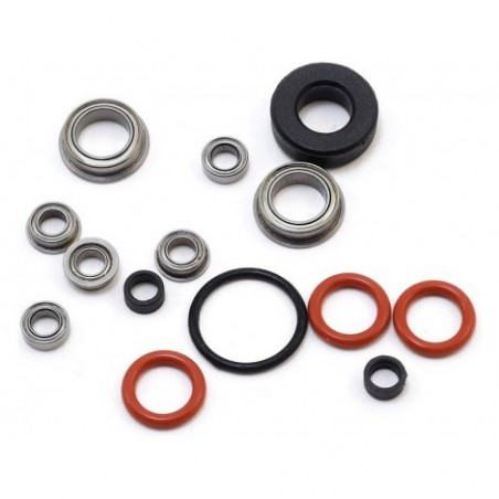 Bearings and Seals: Valvryn...