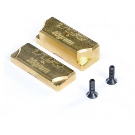 Brass Ballast: 8X