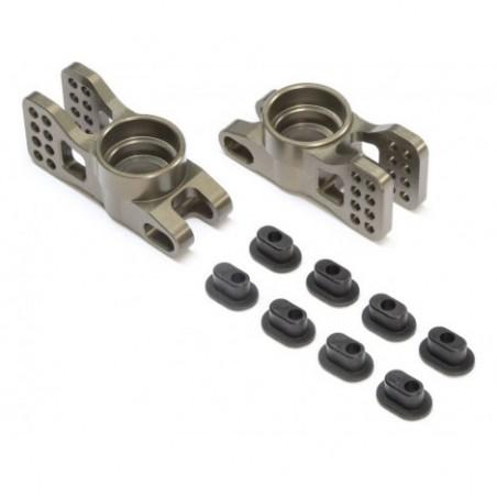 Rear Hub, Aluminum: 8X