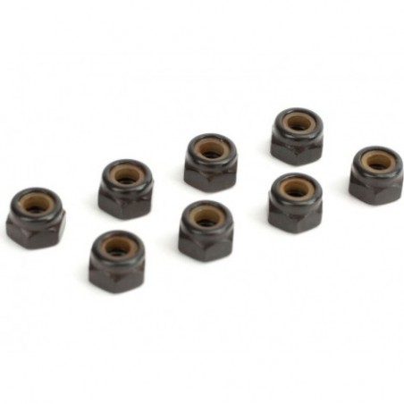 3mm Locknuts (8)