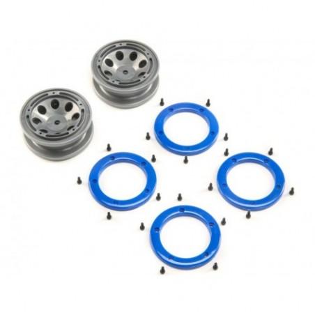 ECX FR/RR Wheel with...