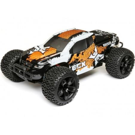 ECX 1/10 Ruckus 4WD RTR Orange