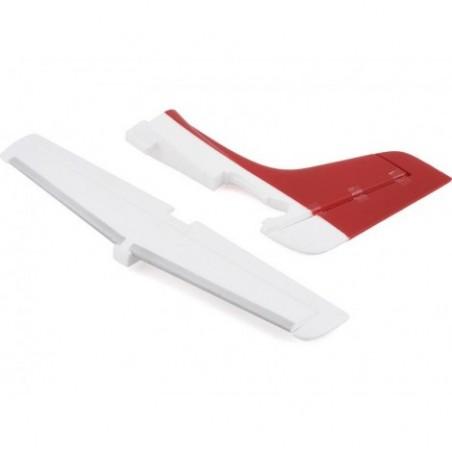 E-flite Tail Set: UMX SR22T