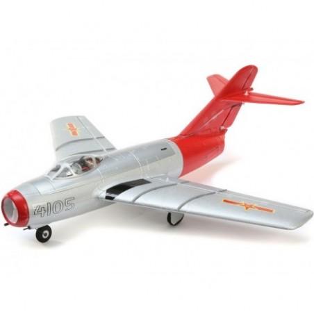 E-flite MiG-15 0,4m SAFE...