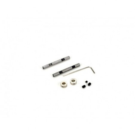 25% J-3 Cub Axles and Hardware