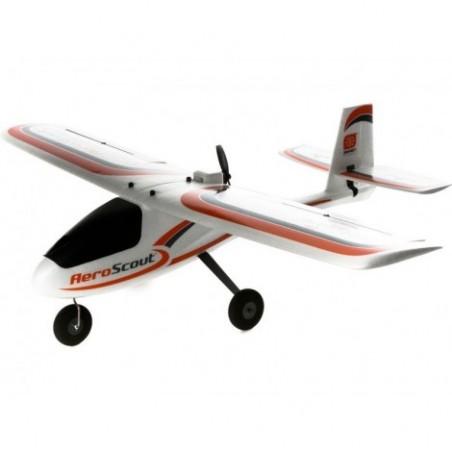Hobbyzone AeroScout 1,1m...