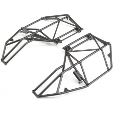 Losi Roll Cage Sides L&R:...