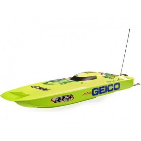 Proboat Miss GEICO Zelos 36...