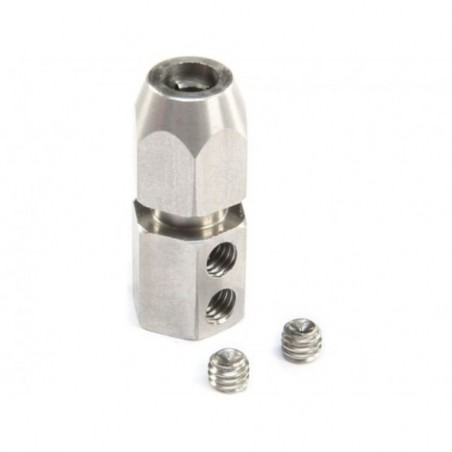 Motor Coupler: 5mm (Motor)4,7mm (Flexshaft)