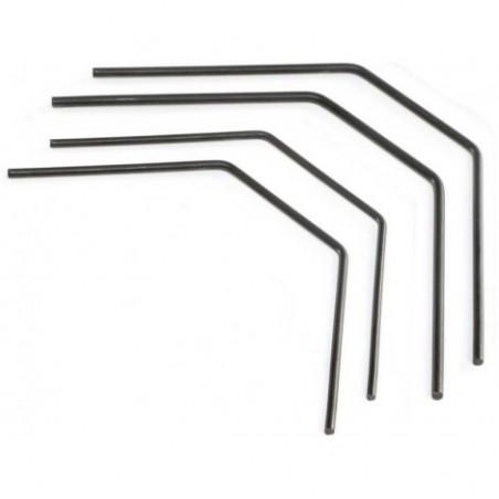 TLR Sway Bars, F 2,2/2,4, R...