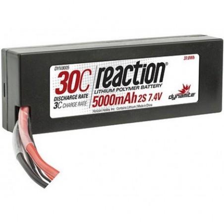 Reaction 7.4V 5000mAh 2S...